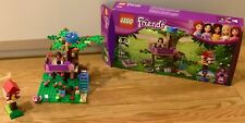 LEGO Friends Olivia's Tree House (3065) -100% COMPLETE ~ Box Manual Extra Pieces