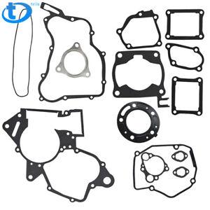Complete Gasket Kit Top & Bottom End Engine Set For Honda CR125R 1990-1998