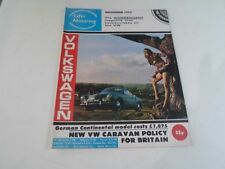 1st Edition Motor Transportation Magazines in English