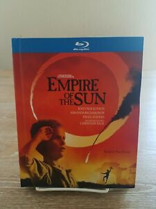Empire of the Sun Digibook (Blu-ray Disc, 2012, 2-Disc Set)