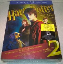 Harry Potter & The Chamber of Secrets (2009) Year 2 Ultimate Edition NEW