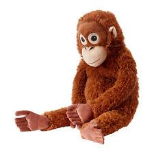 IKEA DJUNGELSKOG Stofftier Orang-Utan Affe; (66cm) Kuscheltier Spielzeug