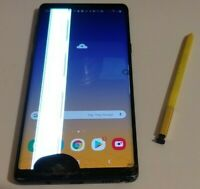 Samsung Galaxy Note9 SM-N960 - 128GB - Ocean Blue (Sprint) Smartphone *FOR PARTS