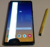 Samsung Galaxy Note9 SM-N960 - 128GB - Ocean Blue (Sprint) Smartphone *FOR PARTS