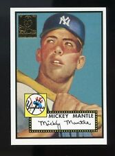 1996 (19) TOPPS MICKEY MANTLE COMPLETE REPRINT SET