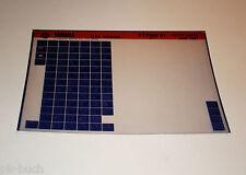 Microfich Ersatzteilkatalog Yamaha XTZ 660 ab 1991 Stand 01/1991