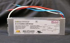 AC ELECTRONICS  AC-12V24H0.5M LED DRIVER 12 WATTS! CONSTANT VOLTAGE!