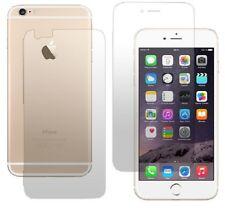 iPhone 6 Schutzfolie Vorne + Hinten  3 Stück Klar Display Folie 3-Lagen System