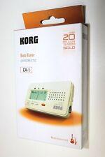 Korg CA-1 solo tuner chromatic, NIB