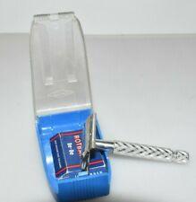 Gillette Made in Germany Nassrasierer vintage Rasierhobelmit Etui Fach A3