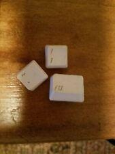 Genuine Key Cap for Apple A1048 iMac Mac pro G3 G4 G5 Keyboard White - Any key