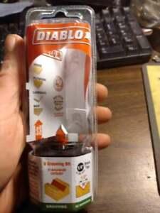 Diablo DR20104  Grooving Bit   TICO CARBIDE WITH TITANIUM**NEW IN BOX**