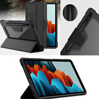 Shockproof Tablet Protective Case Trifold Stand Cover for Samsung Galaxy Tab S7