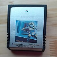 Airlock Atari 2600 1982 By Data Age Cartridge Only