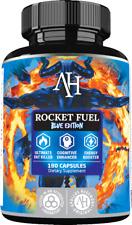 Rocket Fuel 180 caps. Apollo's Hegemony Fat Burner ALCAR Caffeine NALT B6 B9 B12