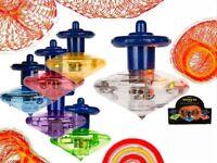 Kreisel Brummkreisel mit LED Kindergeburtstag Mitbringsel Geschicklichkeitsspiel