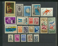Russia 21 Different old Mint Never Hinged Stamp Collection - High Value -Bargain