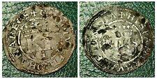 Mexico Charles & Joanna  Hammered Coin Rare **