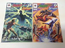 MAGNUS ROBOT FIGHTER & NEXUS #1-2 (VALIANT/DARK HORSE/1217126) FULL SET LOT OF 2
