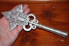 Handmade Ethiopian Coptic Christian Metal Processional Cross - Ethiopia, Africa