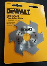 "DEWALT DW6805 4"" CARBIDE TOOTH PLATE JOINER BLADE FOR DW682"