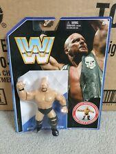 WWF WWE Retro Mattel Hasbro Wrestling Figure New Stone Cold Series 2