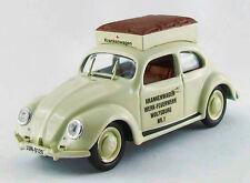 Volkswagen VW Beetle Ambulanza Pompieri Di Wolsburg 1950 1:43 Model RIO4403 RIO