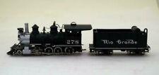 Hon3 Brass Precision Scale Company D&RGW C-16 #278