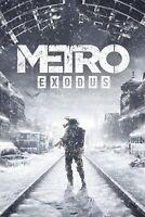 Metro Exodus PC Steam GLOBAL [KEY ONLY!] FAST DELIVERY!