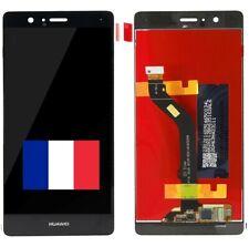 VITRE TACTILE+ECRAN LCD POUR HUAWEI P9 LITE noir (FRANCE)