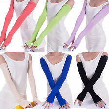 Women's Cycling Outdoor Arm Warmers Sleeve-let Cover for UV Sun Protection