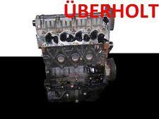 Motor ÜBERHOLT Opel Vivaro 2001-2006 1,9 DI 60KW 80PS DIESEL