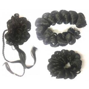 Assorted Fashion Hair Scrunchies ( 3 Pack )