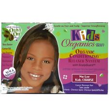(9,99€/1EA) Africa's Best Kids Organics Relaxer System No-Lye Kids COARSE SUPER
