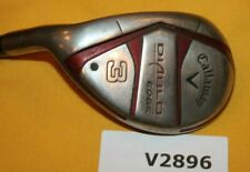 Callaway Diablo Edge 21º 3 Hybrid Regular Graphite Golf Club V2896 LH