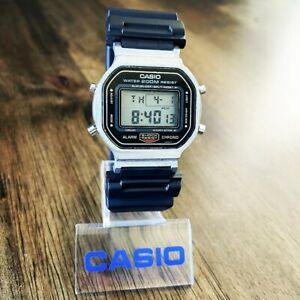 "RARE Vintage 1987 Casio DW-5600 ""Speed"" G-SHOCK Digital Watch Japan Made Mod 691"
