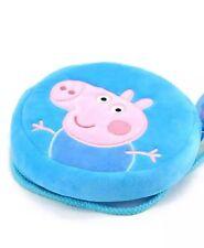 George pig plush bag