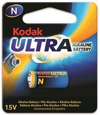 KODAK ULTRA 1.5vV N (LR1) batería alcalina EXP 2021