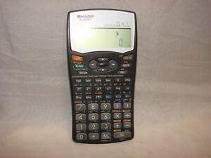 SHARP EL-531WH Advanced D.A.L. Scientific Calculator