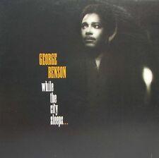 GEORGE BENSON While The City Sleeps... LP