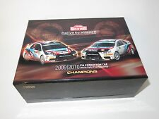 1/43 Mitsubishi Lancer Evo IX & X  Araujo Rally Portugal 2009 & France 2010 Set
