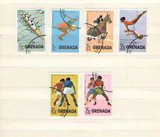 P9505 - GRENADA - 1975 LOTTO  USATO