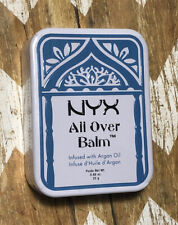 Professional Nyx Cosmetics All Over Body Lip Balm With Argan Oil