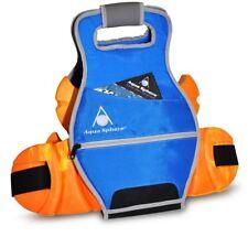 Aqua Sphere Water Gym Sling Bag Blue Mesh Draining 301225 For Fitness Equipment