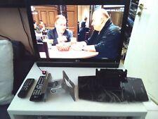 TV LCD HDMI LG 22LS4R 22POLLICI  PERFETTA + SUPPORTO PER INSTALLAZIONE A PARETE