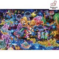 New Disney 1000 piece jigsaw puzzle disney wish in the starry sky F/S from Japan