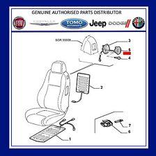 Genuine NEW ALFA ROMEO 147 3 Porta & GT NS SINISTRA SEAT HANDLE & CABLE 185023960
