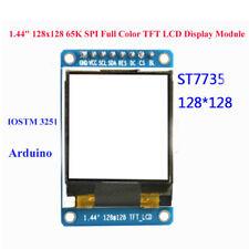 144 128x128 65k Spi Full Color Tft Lcd Display Module St7735 Oled For At5