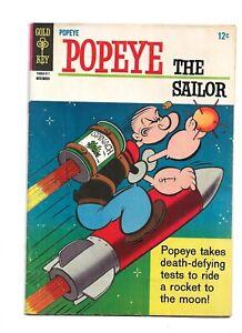 Popeye the Sailor #78 (1965) FN 6.0