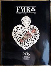 Rivista FMR #19, Dicembre 1983, Ed. Franco Maria Ricci